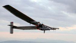 Solar Impulse 2 a décollé pour la plus périlleuse des étapes de son tour du