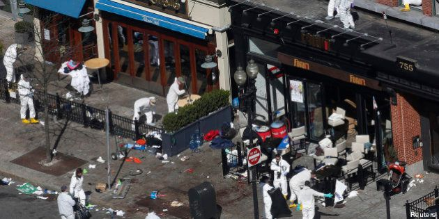 Un suspect de l'attentat de Boston aurait été identifié et interpellé, selon CNN qui se