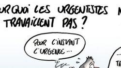 Pourquoi les urgentistes font-ils grève à
