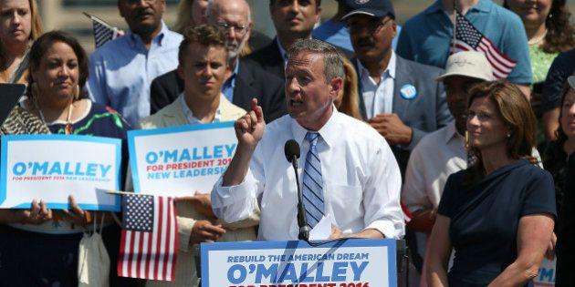 Election présidentielle 2016: Martin O'Malley, l'ex-maire de Baltimore, candidat à la primaire