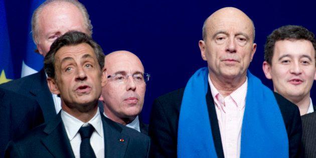 Les Républicains : Sarkozy a eu un