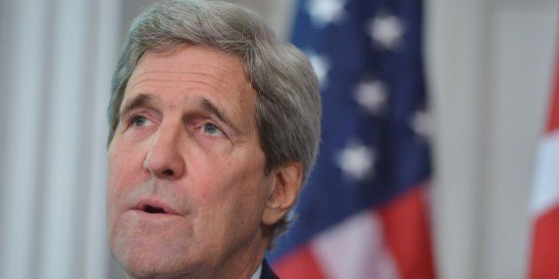 John Kerry hospitalisé à Genève après un accident de vélo en