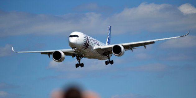 PHOTOS. Le premier Airbus A350 (enfin) livré à Qatar