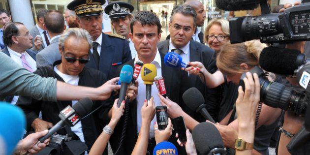 Manuel Valls premier ministre: portrait d'un ambitieux sarkozyste de