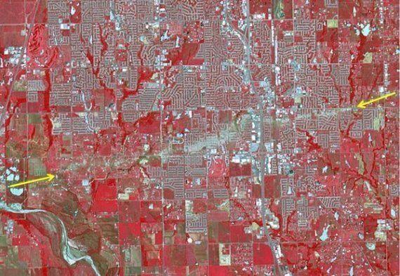 La Nasa dévoile des millions d'images enrichies de la terre qui révèlent bien des