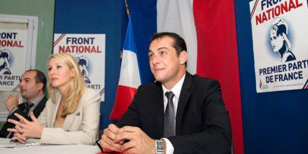 Le Pontet : Joris Hébrard (FN) élu au premier tour de l'élection