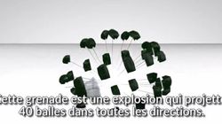 Pourquoi une explosion dans l'eau est plus dangereuse que sur