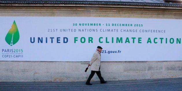 Climat : la course pour parvenir à un accord à Paris relancée à