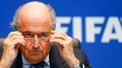 Soupçons de pots-de-vin en Afrique du sud, Blatter bientôt