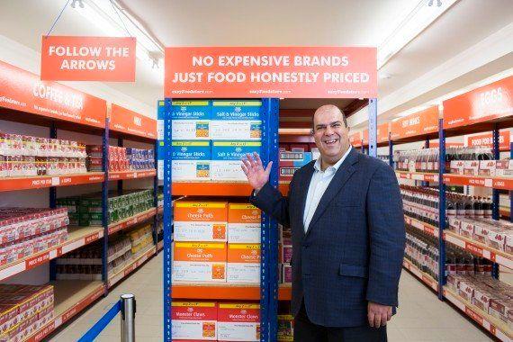 easyFoodstore, le supermarché d'easyJet plus discount que le hard