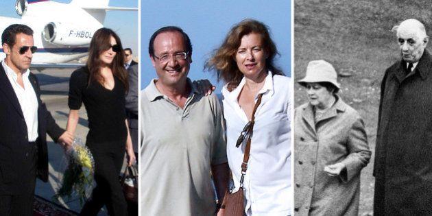 Séparation Hollande Trierweiler: La vie privée des présidents, du tabou au grand