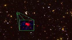 Découvrez la galaxie la plus lointaine dans
