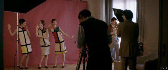 VIDÉO. Yves Saint Laurent: le biopic du créateur se dévoile dans une
