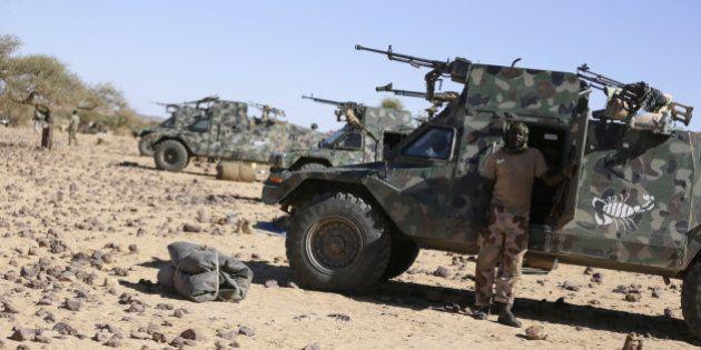 Mali: les armées françaises, maliennes et la Minusma mènent une opération de
