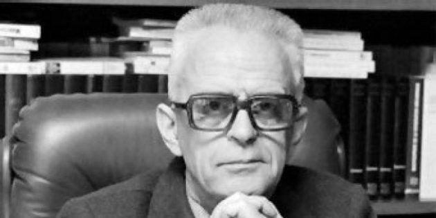 Maurice Duverger est mort: le politologue et spécialiste du droit constitutionnel avait 97