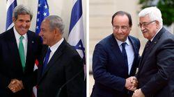 Après la Syrie et le shutdown, Kerry et Hollande de retour au chevet des pourparlers