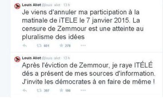Le FN et i-Télé: un boycott à géométrie variable après le départ d'Eric