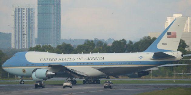 Le nouvel Air Force One bientôt sur les planches à dessin de