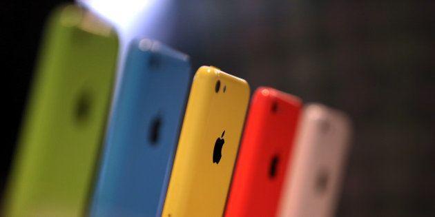 L'iPhone 5c ne se vend pas surtout car il ne rend personne