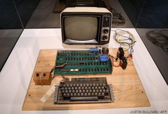 Un ordinateur Apple 1 vendu au prix de 200.000 dollars par un centre de recyclage, l'ancienne propriétaire