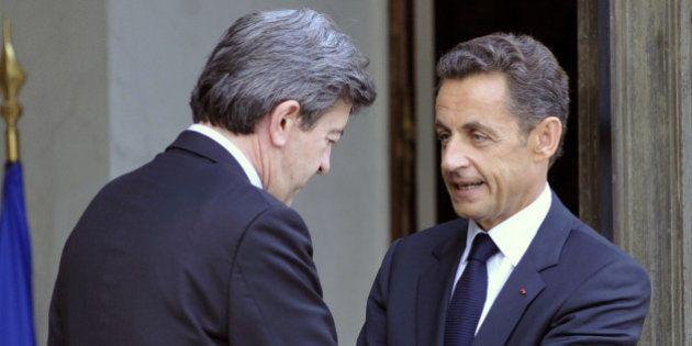 Austérité: Sarkozy et Mélenchon dénoncent un