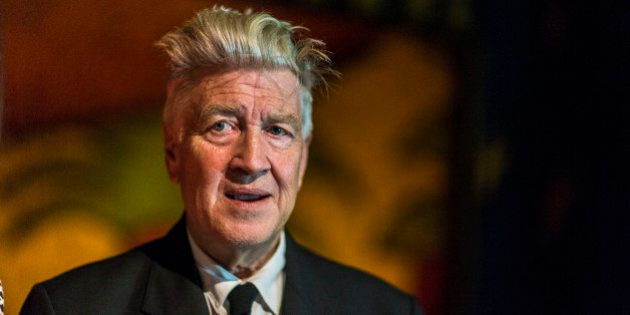 BRISBANE, AUSTRALIA - MARCH 13: Artist David Lynch at the opening of his exhibition: Between Two Worlds...