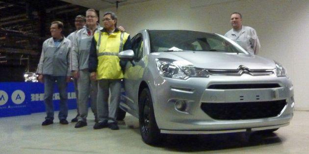 Fermeture de PSA Aulnay : la dernière voiture livrée vendredi après 40 ans