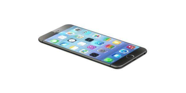 PHOTOS. iPhone 6: Des schémas du design auraient