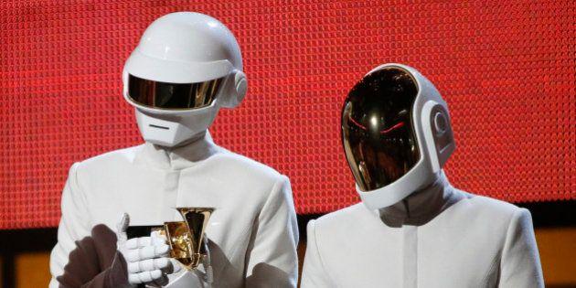 VIDÉOS. Grammy Awards 2014: Daft Punk, razzia de trophées pour le duo