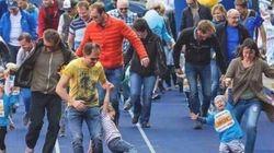 Ce marathon pour enfants, les internautes préfèrent en rire qu'en