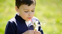Le jardinage à l'aide des enfants