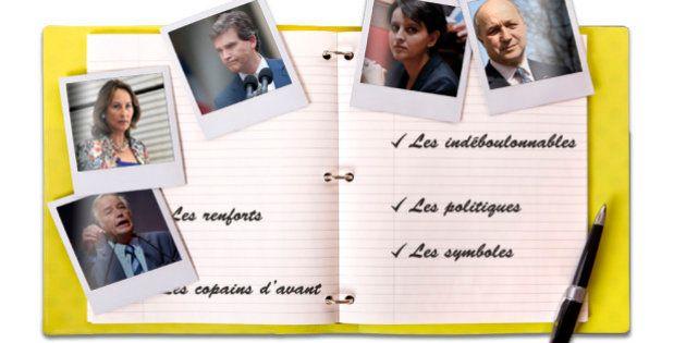 Gouvernement Valls: les clés du casting d'un exécutif