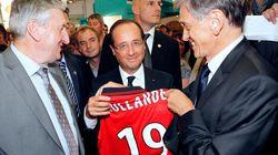 Grève du foot: Hollande ne craquera