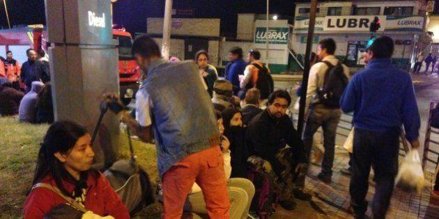 Séisme de magnitude 8.2 au Chili: alerte au tsunami, six