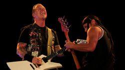Metallica va se produire sur le dernier continent qu'ils n'avaient pas