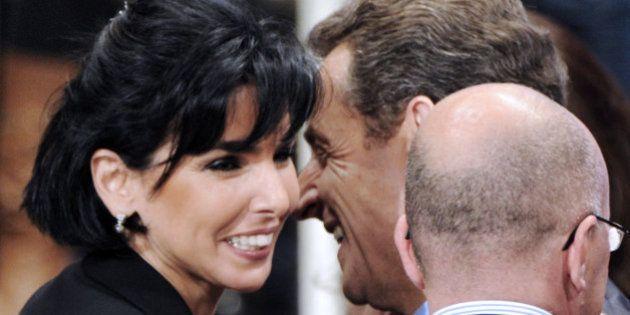 Rachida Dati se voit bien auprès de Nicolas Sarkozy au
