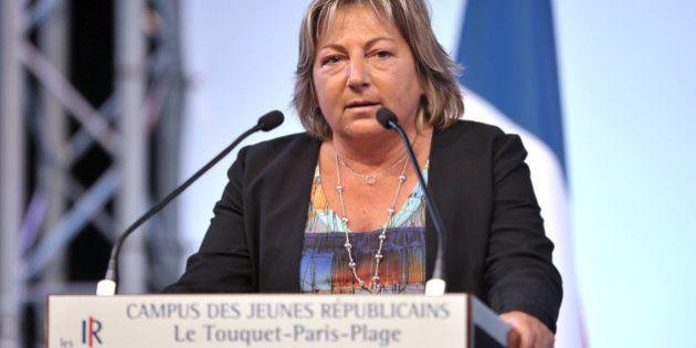 Natacha Bouchart, maire de Calais, démissionne du Sénat... pour devenir l'assistante de son