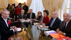 Reçus à Matignon, les syndicats sceptiques sur le pacte de