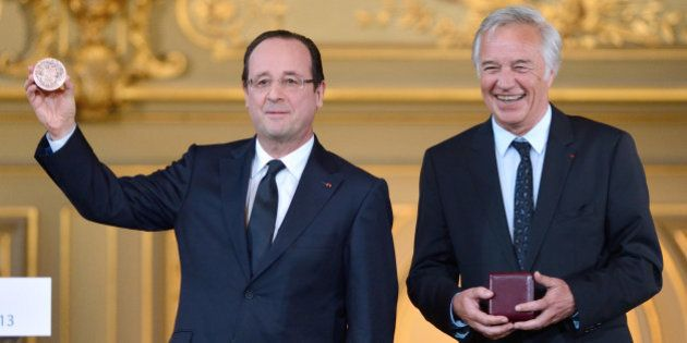 François Rebsamen, un fidèle de François Hollande dans le gouvernement