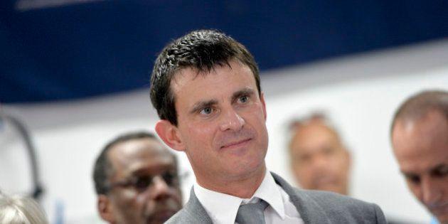 Manuel Valls, premier ministre? 30% des Français sont pour en cas de