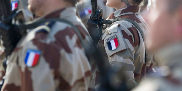 La poudre utilisée par l'armée française va à nouveau être produite en