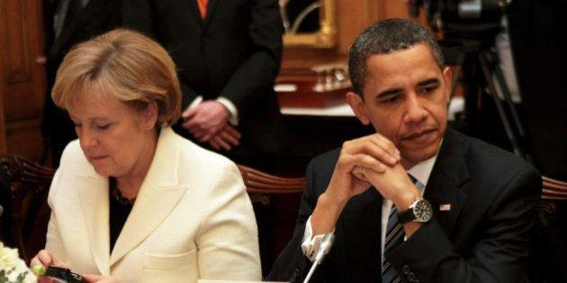 Obama savait que Merkel était espionnée par la NSA depuis 2010, affirme le journal allemand
