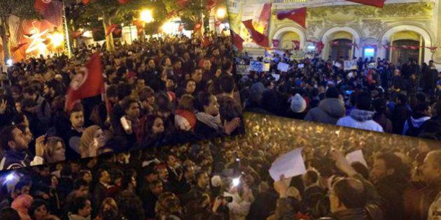 PHOTOS. La Tunisie manifeste pour dénoncer l'attaque sanglante au musée du Bardo à