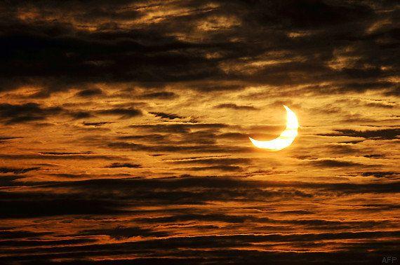 Éclipse solaire du 20 mars 2015 : Où et comment observer au mieux la disparition du Soleil derrière la