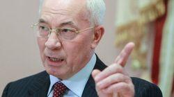 Le Premier ministre ukrainien a