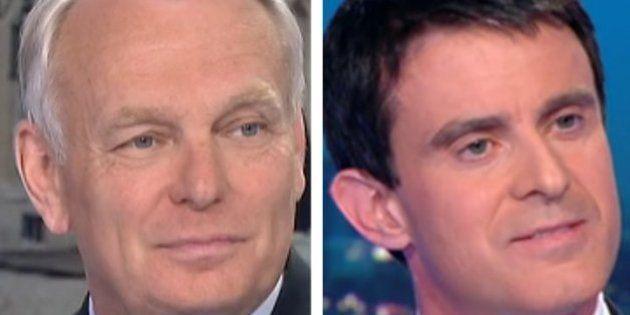 VIDÉO. Valls au 20 heures de TF1 reprend les mots de Jean-Marc