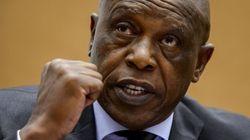 Un haut responsable sud-africain arrêté comme