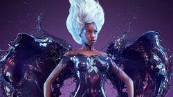Les costumes de ces super-héroïnes ont une