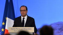 Hollande salue la