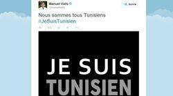 #JeSuisTunisien, les internautes expriment leur